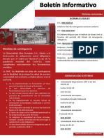 Boletín 30.03 - 08.04