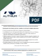 Alithium Presentacion