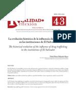 La evolución histórica de la influencia del narcotráfico en las instituciones de El Salvador.pdf