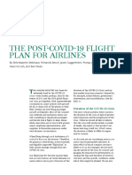 A Successful Flight Plan for the New Normal - The Post COVID19 Flight Plan for Airlines Mar-2020