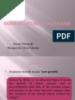 4.Nomenclature of Neoplasm