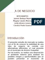 IDEA DE NEGOCIO EXP