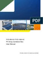 TI_20180619_PVS-16M-HV_User Manual_V12_EN