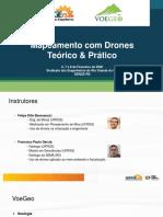 Curso Drone na Agricultura