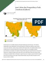 Perubahan Tutupan Lahan dan Pengaruhnya Pada Sebaran Suhu Permukaan di Jakarta.pdf