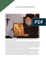 X Rolul iubirii in educarea copiilor^J dupa Parintele Porfirie