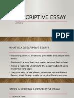 LECTURE 2 (DESCRPTIVE ESSAY).pptx