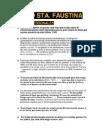 Apuntes Diario Sta. Faustina