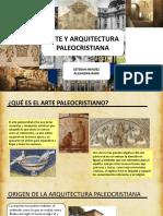 ARTE Y ARQUITECTURA PALEOCRISTIANA.pptx