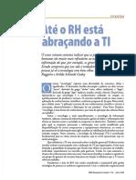 Até o RH Abraça a TI - updadte 34 - 2006