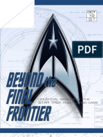 Beyond the Final Frontier Vol 2 No 1