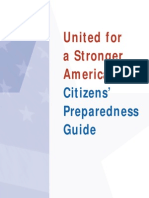 Citizens Preparedness Guide