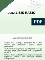 3.1 Analisa Rasio