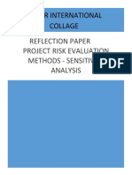PROJECT RISK EVALUATION METHODS (Recovered)
