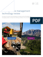 Drilling waste management technology review