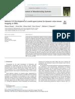 Journal of Manufacturing Systems Volume 52 issue 2019 [doi 10.1016_j.jmsy.2019.05.001] Huang, Zhuoyu; Kim, Jiwon; Sadri, Alireza; Dowey, Steve; Dargusc -- Industry 4.0- Development of a multi-agent .pdf