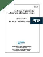 MLIS Assignments 2019-20.pdf
