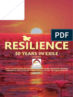 Resilience_30 Years in Exile of Kashmiri Pandits_Book by KPCS 2019