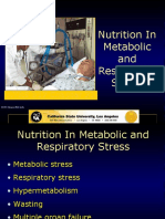 NUTRITION in Metabolic&,PULMO Stress