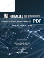 Parallel Networks Annual Report 2019