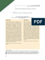 Historia de las enfermedades tropicales