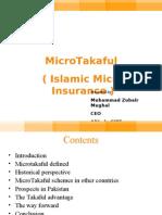 Micro Takaful