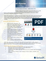 MatrikonOPC A&E Historian Datasheet