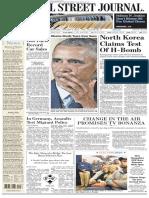 Wallstreetjournal 20160106 the Wall Street Journal