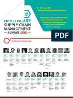 20.07.18 Healthcare Supply Chain Management Summit