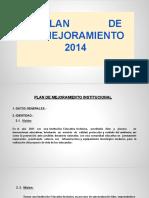 plan de mejoramiento 2014_de un alumno