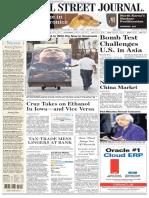 Wallstreetjournal 20160107 the Wall Street Journal