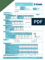 Transformer Details Report