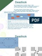 Deadlock Operasi Sytem