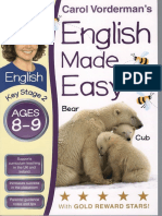English Made Easy Ages 8 9
