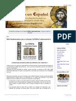 La Biblia en español_ Biblia Latinoamericana.pdf