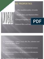 Fibre Properties