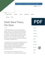 Elliott Wave Theory, Fitz-Style