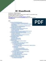 GRADE Handbook (2013)