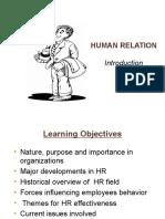 Human Relation