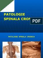 PATOLOGIE SPINALA CRONICA.pptx