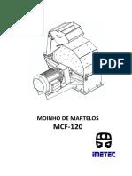 MANUAL MOINHO IMETEC MODELO MFC 120