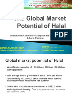 The Global Market Potential of Halal