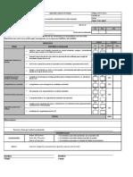 Formato Evaluacion de Proveedores  Contratistas