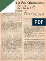 Straubinger - La Biblia y la Parroquia.pdf