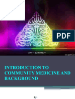 introduction to COMMUNITY MEDICINE