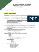Lucrare practica 05 - Notiuni de farmacodinamie_  Parametrii farmacocinetici si farmacodinamici.doc