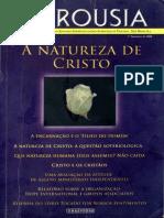 630. Parousia - Vol 6 - A Natureza de Cristo