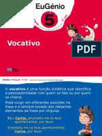função sintática_vocativo