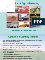 Agriculture Islamic Financing