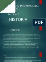 LECC 2 Derecho Internacional PrivadoPrimera Parte